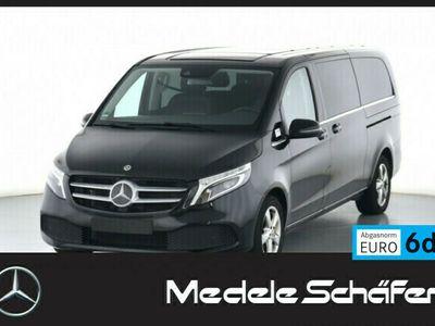 gebraucht Mercedes V250 d AVANTGARDE Extralang MBUX STANDHEIZUNG