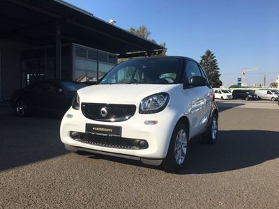 gebraucht Smart ForTwo Coupé twin Passion cool&audio Komfort SHZ LED