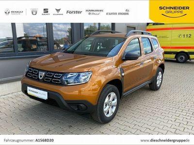 gebraucht Dacia Duster Deal TCe 100 ECO-G 2WD DAB+ KLIMA