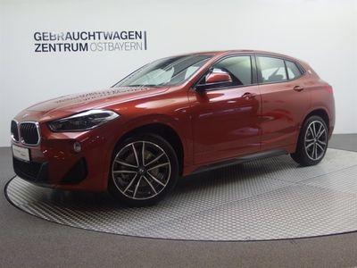 "gebraucht BMW X2 xDrive20d Aut. M Sport LED+LMR19""+PDC++"