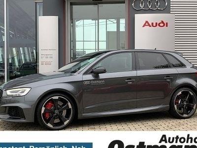 gebraucht Audi RS3 Sportback quattro S-tronic LED NAVI ALU