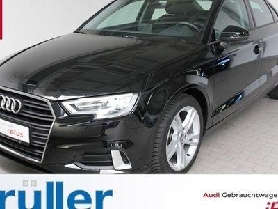 gebraucht Audi A3 Limousine Sport 1.5 TFSI Navi Xenon Sitzh