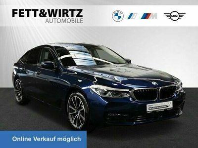 gebraucht BMW 620 Gran Turismo d GSD AHK Leas. ab 489,- br.o.Az als Limousine in Moers