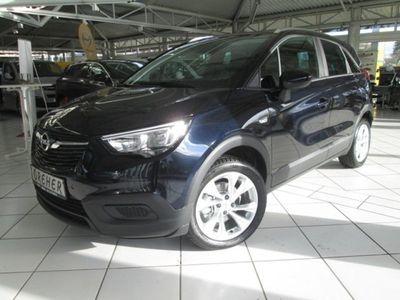 """gebraucht Opel Crossland X """"EDITION Plus""""/STYLE-KOMFORT-SICHT-P"""