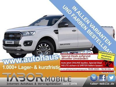gebraucht Ford Ranger 2.0 TDCi 213 Aut 4x4 Wildtrak DK Nav