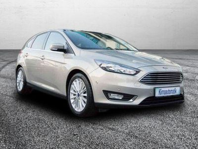 gebraucht Ford Focus Lim Titanium