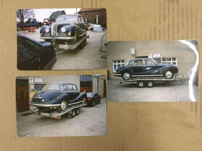 gebraucht BMW 502 BAROCKENGEL SCHEUNENFUND