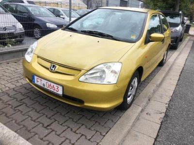 gebraucht Honda Civic 1.6 HU & AU Neu!