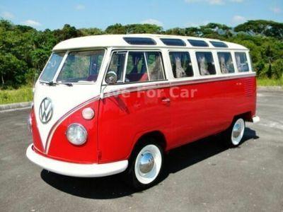 gebraucht VW T1 Samba/Safari - TÜV/H - Walkthrough - Sofort !