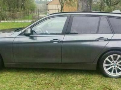 gebraucht BMW 325 d Touring Aut., org. AHK, HU 03/23, 2.Hd.
