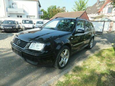 gebraucht VW Bora 1.9TDI . GT Sport Variant*Klima*Tüv-2022*