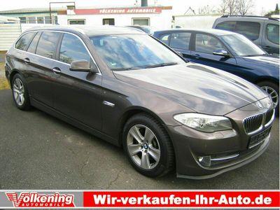 gebraucht BMW 525 d Touring *Panorama *Leder *XENON *abn.AHK