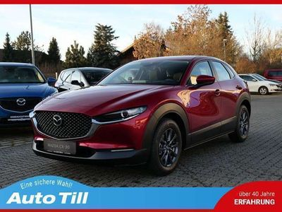 gebraucht Mazda CX-30 Selection 122 PS * Navi * Head-Up * Voll-LED *
