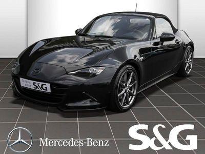 gebraucht Mazda MX5 2.0 SKYACTIV-G Sports-Line BOSE/Leder/Navi/