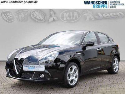 gebraucht Alfa Romeo Giulietta SUPER SITZHEIZUNG NAVI 17'' ALU