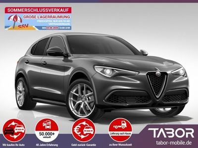 gebraucht Alfa Romeo Stelvio 2.0 Turbo 280 Super Q4 Nav in Kehl