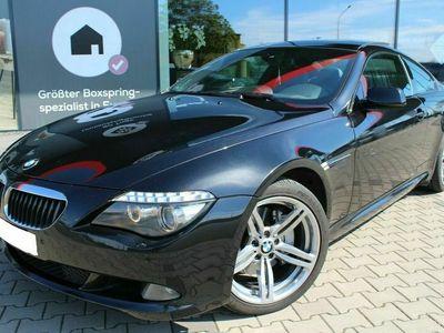 gebraucht BMW 635 D M PAKET SPORT AUT. *PANO* M6 VOLLAUSTATTUNG