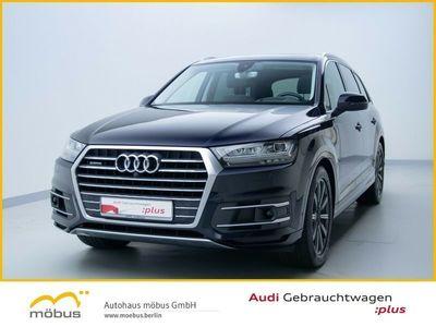 gebraucht Audi Q7 3.0 TDI TIP-TRO*QU*STDHZ*PANO*HUD*LEDER*LED*