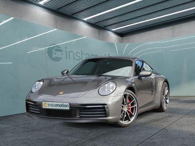 gebraucht Porsche 911 Carrera S Urmodell 992 (911) | Volllederausstattung |