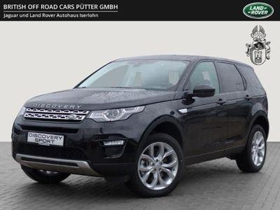 gebraucht Land Rover Discovery Sport 2.0 SD4 HSE Navi,Tot Winkel,Sitzheizung, Verkehrsz
