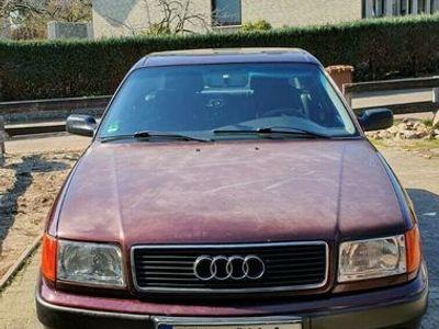 gebraucht Audi 100 2.0 E tüv bis 04.21 als Limousine in Walsrode