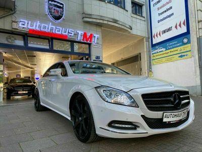 gebraucht Mercedes CLS350 CLSCDI BE 4-Matic AMG Kreide Foliert