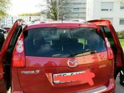 gebraucht Mazda 5 ER5 (7 Plätze)