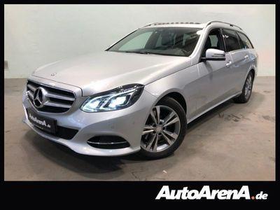 gebraucht Mercedes E300 BlueTEC T Avantgarde **COMAND/ILS/SHD