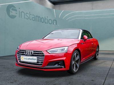 gebraucht Audi A5 Cabriolet A5 3.0 TDI quattro S line ACC EU6 B&O