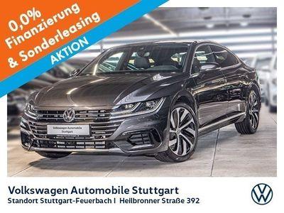 gebraucht VW Arteon R-Line 2.0 TDI DSG Navi ACC