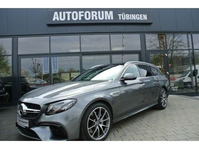 gebraucht Mercedes E63 AMG T 4MATIC+ *Drivers Package*Panorama*360G*