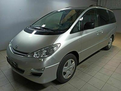 gebraucht Toyota Previa 2.0 D-4D 7-Sitzer als Van/Kleinbus in Lahr Schwarzwald