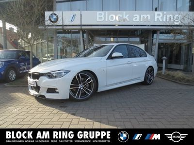 gebraucht BMW 340 i Limousine M Sport DA ALED Navi HUD Alarm