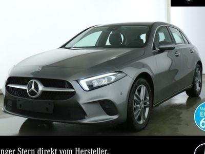 gebraucht Mercedes A250 Progressive Navi Premium LED Spurhalt-Ass