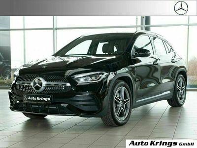 gebraucht Mercedes GLA220 4M AMG/MBUX-NAVI/LED/KAMERA/PARKASSIST Neu