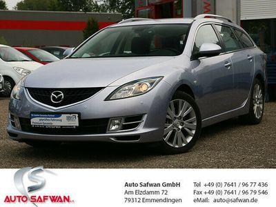 gebraucht Mazda 6 2.0TD DPF Exclusive Sport Kombi*1.HD*