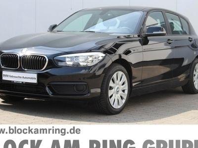 käytetty BMW 118 iA 5-Türer Navi SH CD Regensensor (Klima)