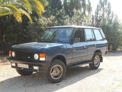 gebraucht Land Rover Range Rover Vogue TD sehr guter Zustand