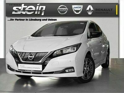 gebraucht Nissan Leaf 40 kWh TEKNA Navi Multif.Lenkrad Klimaautom SHZ Temp PDC Teilleder