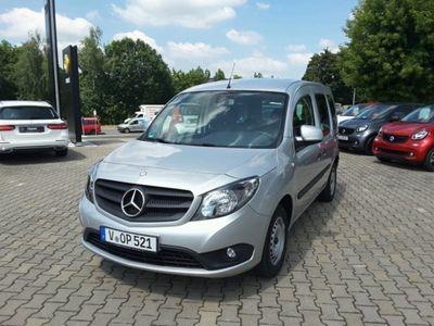 gebraucht Mercedes Citan 109 CDI Tourer Lang +KLIMA+RADIO+SITZHZG+