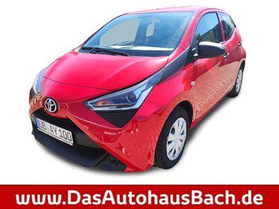 gebraucht Toyota Aygo X 1,0 5-Türig mit X-Business-P. u. Audio