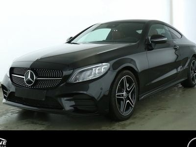 gebraucht Mercedes C300 AMG Line Cp+Advanced+High+Night+Assi+Ambie