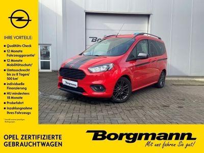 gebraucht Ford Tourneo Courier Sport 1.0 EcoBoost EU6d-T Navi - PDCv+h