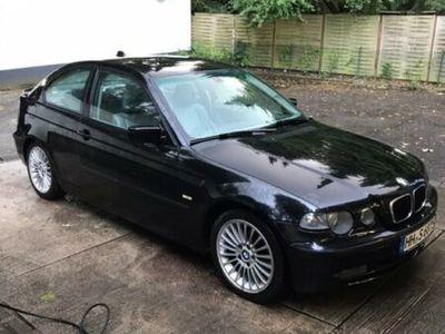 gebraucht BMW 320 td compact
