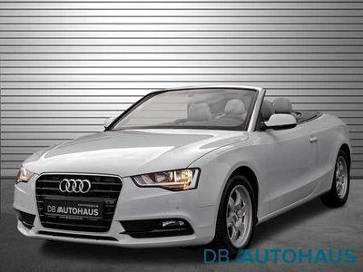 gebraucht Audi A5 Cabriolet 2.0 TDI Alcantara PDC Sitzheizung