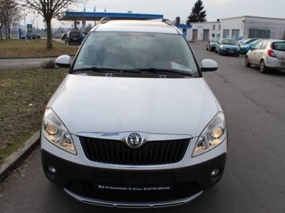 gebraucht Skoda Roomster Scout Plus Edition *AHK*Panoramadach*