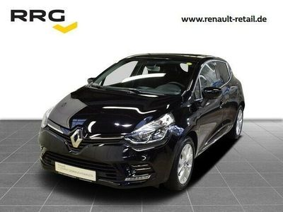 gebraucht Renault Clio IV 4 0.9 TCE 90 ECO² LIMITED DELUXE Kleinwage