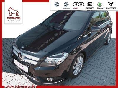 gebraucht Mercedes B180 B BlueEfficiency 122PS NAVI.2xPDC.SHZHZG.K S