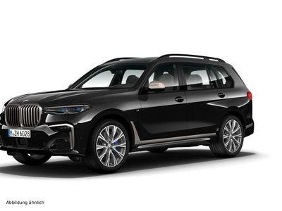 "gebraucht BMW X7 M50d TV-Plus, B+W, Komfortsitze, Standh, AHK, 22"""