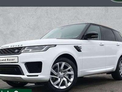 gebraucht Land Rover Range Rover Sport 3.0 SDV6 HSE Dynamic PANO-SCHIEBEDACH - MERIDIAN-S